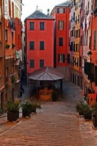 Genova: città
