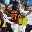 Roma-Lazio 2-0, la vince Garcia 6