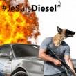 Parigi, #JeSuisDiesel su twitter per cane poliziotto morto 3