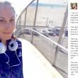 Julia Price importunata durante jogging: bimbo la difende