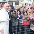 "Il Papa a Firenze: ""No a Chiesa ossessionata dal potere""01"