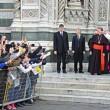 "Il Papa a Firenze: ""No a Chiesa ossessionata dal potere""02"