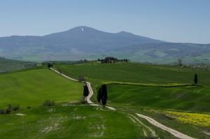 Cinema in Italia: Pienza