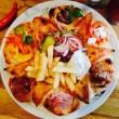 YOUTUBE Pizza vulcano: agli svedesi piace...come si prepara2