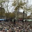 Conferenza sul clima: tensioni e lacrimogeni a Parigi01