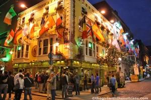 Irlanda on the road: Pub di Dublino