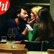 Francesco Renga, baci e carezze con Diana Poloni FOTO CHI02