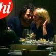 Francesco Renga, baci e carezze con Diana Poloni FOTO CHI03