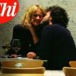 Francesco Renga, baci e carezze con Diana Poloni FOTO CHI05