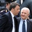 De Luca alla frutta, Renzi alla clessidra