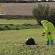 Piovono rifiuti spaziali: tre in Spagna, uno in Sri Lanka...02