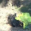 Piovono rifiuti spaziali: tre in Spagna, uno in Sri Lanka...03
