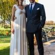 Stefano Accorsi-Bianca Vitali, matrimonio FOTO