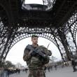 Parigi, dopo riapertura chiude di nuovo la Tour Eiffel12