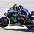 MotoGp Valencia prove libere: Marquez 1°, Valentino Rossi...