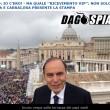 "Il party di mons Vallejo FOTO. Papa Francesco: ""Serpenti"""