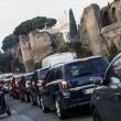 Traffico Roma in tilt: sciopero trasporti e targhe alterne 2