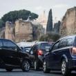 Traffico Roma in tilt: sciopero trasporti e targhe alterne 5