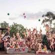 Australia, universitari nudi contro siccità il calendario 10
