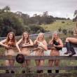 Australia, universitari nudi contro siccità il calendario 4