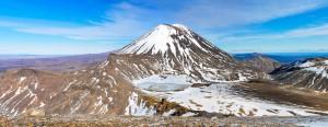 Trekking nella terra di Mordor: Vegzet hegye