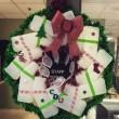 Babbo Natale su flebo: divertenti decorazioni in corsia210