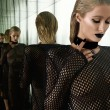 Paris Hilton, lato B nudo su Paper come Kim Kardashian5