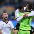 Rigori, Roma-Spezia 2-4 in Coppa Italia9