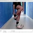 Rugbiste Cus Torino nude nel calendario per finanziarsi11