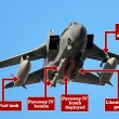 YOUTUBE Jet inglesi bombardano Isis in Siria