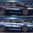 Alfa Romeo Giulia, vicino ritorno in Polizia e Carabinieri