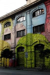 Roma Ostiense street art Blu