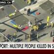California, spari tra la folla: morti, caccia a tre bianchi05