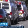 California, spari tra la folla: morti, caccia a tre bianchi 02