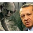 Paragonò Erdogan a Gollum: medico turco rischia 2 anni01