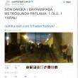 Forti esplosioni a Istanbul, vicino stazione metro e bus