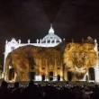 Giubileo show di luci: tigri, leoni proiettati su San Pietro4