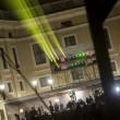 Giubileo show di luci: tigri, leoni proiettati su San Pietro