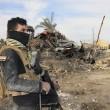 Soldato iracheno a Ramadi