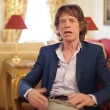 YOUTUBE Mick Jagger e Keith Richards parlano italiano
