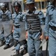 Poliziotti afghani