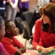 Kate Middleton suona We Will Rock You con i bambini5