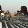 Oleodotti dell' Isis in Siria