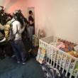 Strage San Bernardino, media a casa dei killer VIDEO FOTO16