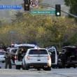 YOUTUBE San Bernardino: terrore pochi attimi dopo la strage2