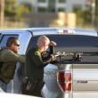 YOUTUBE San Bernardino: terrore pochi attimi dopo la strage6