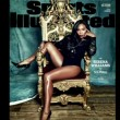 Serena Williams su Sport Illustrated. Gambe photoshoppate?