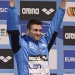 Europei nuoto, Marco Orsi medaglia d'oro ai 100 stile FOTO 6