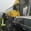 A13, maxi tamponamento a Ferrara: feriti, uno grave4