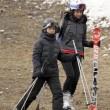 Agnese Landini su sci: Matteo Renzi con calzoni corti8